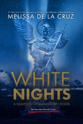 White Nights: A Vampires of Manhattan Novel