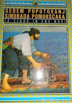 Sedem popotovanj Sindbada Pomorščaka