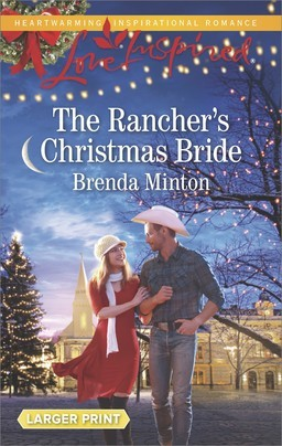The Rancher's Christmas Bride (Bluebonnet Springs, #2)
