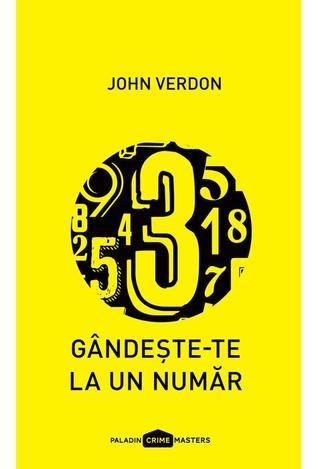 Gândește-te la un număr by John Verdon