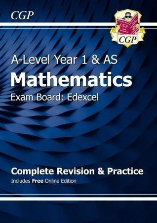 New A-Level Maths for Edexcel: Year 1 & AS Complete Revision & Practice with Online Edition