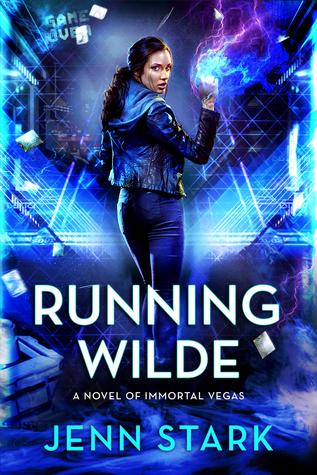 Running Wilde (Immortal Vegas, #9)