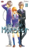 My Little Monster 11 by Robico