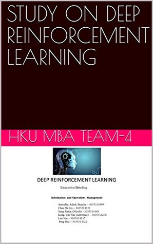 STUDY ON DEEP REINFORCEMENT LEARNING