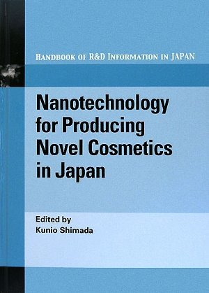 Nanotechnology for Producing Novel Cosmetics in Japan