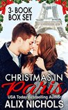 Christmas in Paris: 3 sweetly sexy Christmas rom-com books