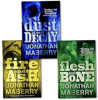 Jonathan Maberry Rot & Ruin Series Collection 3 Books Set