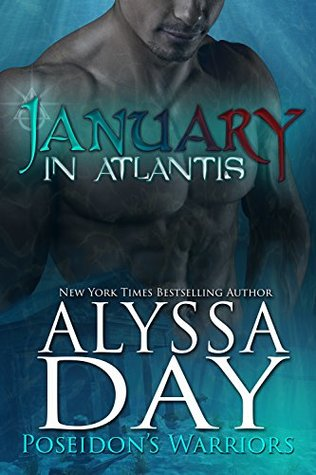 January in Atlantis (Poseidon's Warriors #1)