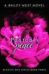 Paxton's Peace (Bluette Men Series)