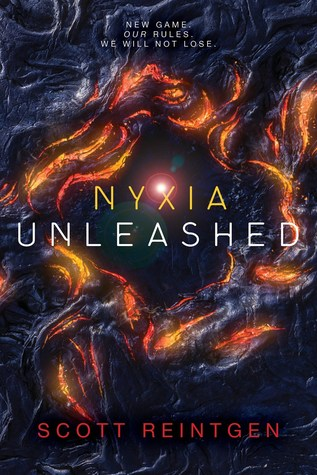 Nyxia Unleashed (The Nyxia Triad, #2)