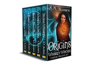 Whiskey Witches Origins Boxset