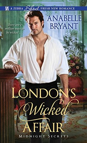 London's Wicked Affair (Midnight Secrets, #1)