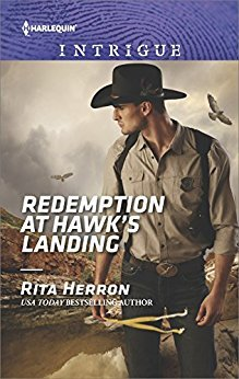 Redemption at Hawk's Landing (Badge of Justice, #1)