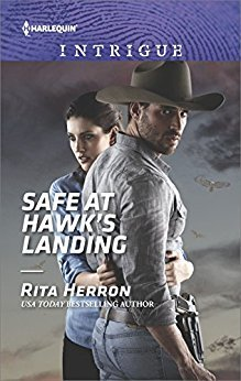 Safe at Hawk's Landing (Badge of Justice #2)