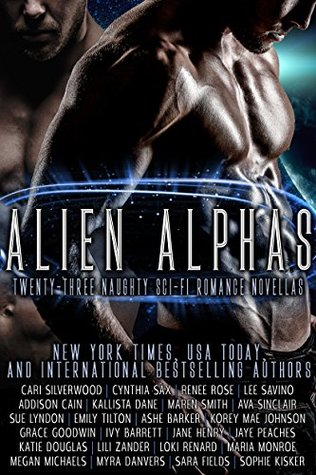 Alien Alphas: Twenty-Three Naughty Sci-Fi Romance Novellas