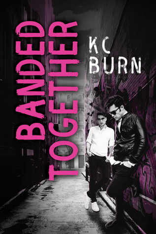 Release Day Review: Banded Together by KC Burn