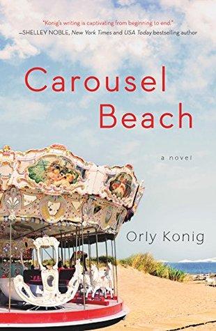 Carousel Beach By Orly Konig