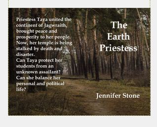 The Earth Priestess by Jennifer  Stone