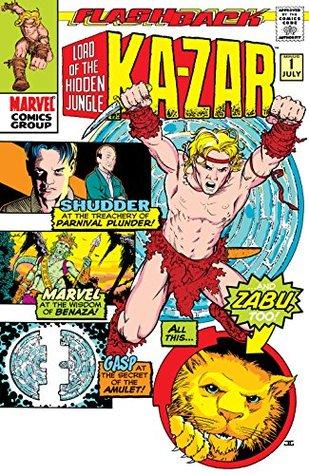 Ka-Zar #-1 (Ka-Zar 1997-1998 Flashback)