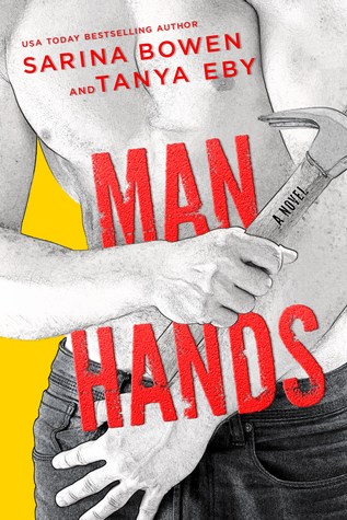 ARC Audio Review: Man Hands (#1) by Sarina Bowen & Tanya Eby