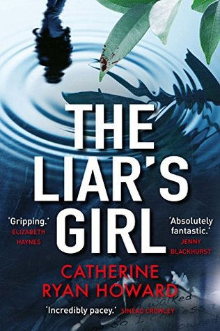 The Liar's Girl: Shortlisted for the Edgar Award, Best Novel 2019