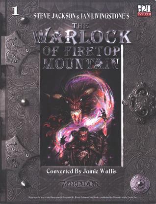 The Warlock of Firetop Mountain.
