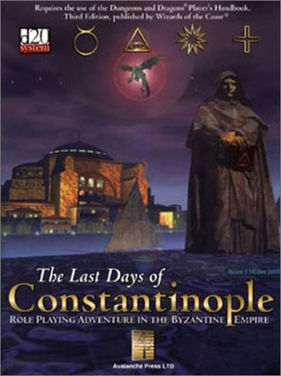 the last days of constantinople