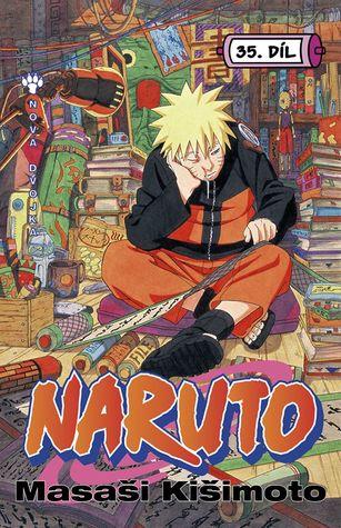 Naruto 35:  Nová dvojka (Naruto, #35)