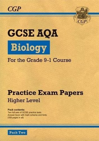 New Grade 9-1 GCSE Biology AQA Practice Papers: Higher Pack 2