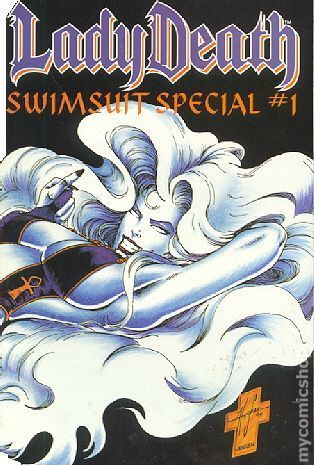Lady Death Swimsuit Special #1