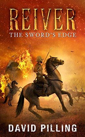 Reiver: The Sword's Edge (Border Reiver, #2)