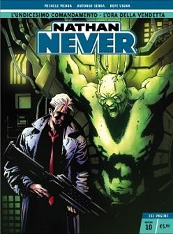 Nathan Never n. 10: L'undicesimo comandamento - L'ora della vendetta