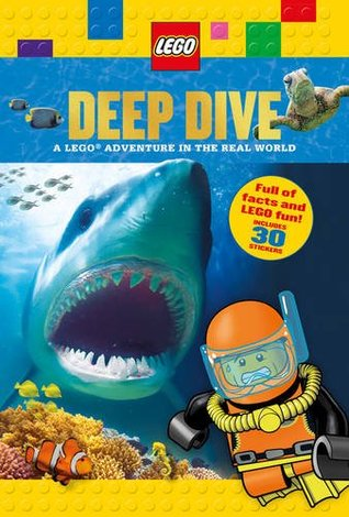 LEGO: Deep Dive (Lego Non Fiction Reader Levl 2)