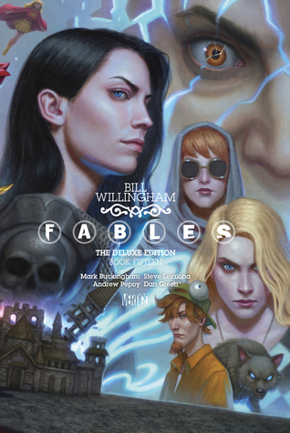 Fables (The Deluxe Edition, #15)