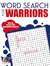 Word Search For Warriors, Volume 1 by Samantha A. Cole