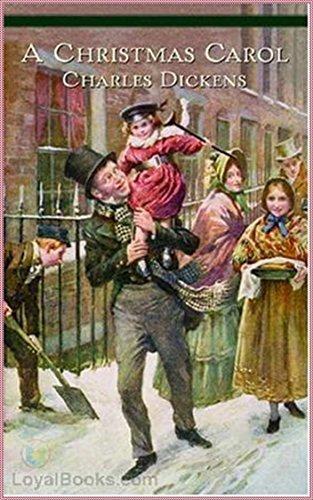 A Christmas Carol [Literature Classics Series] (Annotated)