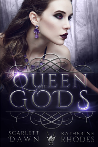 Queen of Gods (Vampire Crown #1)