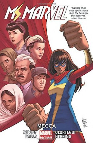 Ms. Marvel, Vol. 8: Mecca (Ms. Marvel TPB #8)