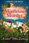 Mistletoe Murder (Dewberry Farm Mysteries, #4)