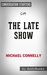 The Late Show by Michael Connelly | Conversation Starters