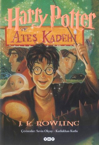 Harry Potter ve Ateş Kadehi (Harry Potter, #4)