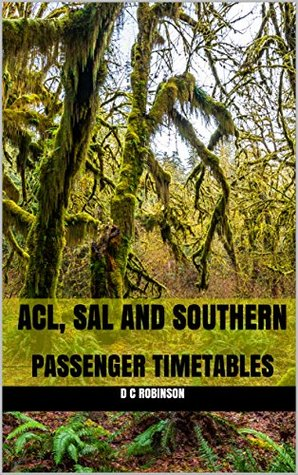 ACL, SAL and Southern Passenger Timetables