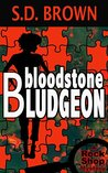 Bloodstone Bludgeon (A Rock Shop Mystery Book 2)