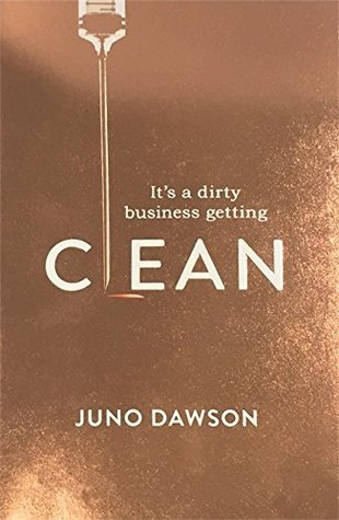 Image result for clean juno dawson book cover