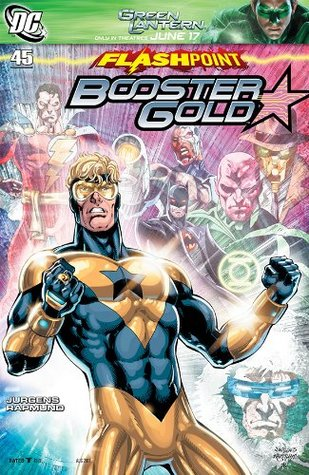 Booster Gold (2007-) #45
