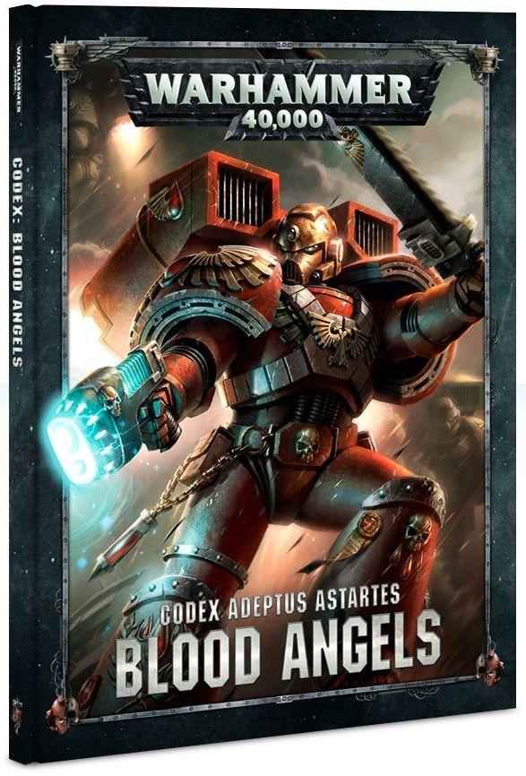 Codex: Blood Angels (Warhammer 40,000: 8th Edition)