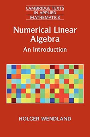 Numerical Linear Algebra: An Introduction