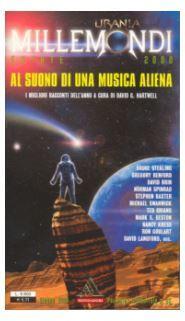 Millemondi Estate 2000: Al suono di una musica aliena Urania Millemondi 25
