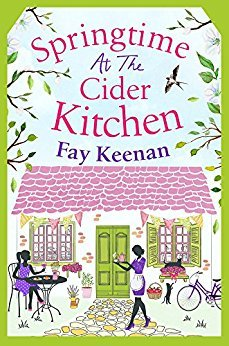 Springtime at the Cider Kitchen (Little Somerby #2)