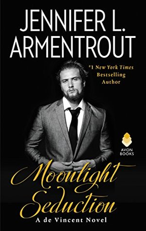 RELEASE BLITZ:  MOONLIGHT SEDUCTION by Jennifer L. Armentrout